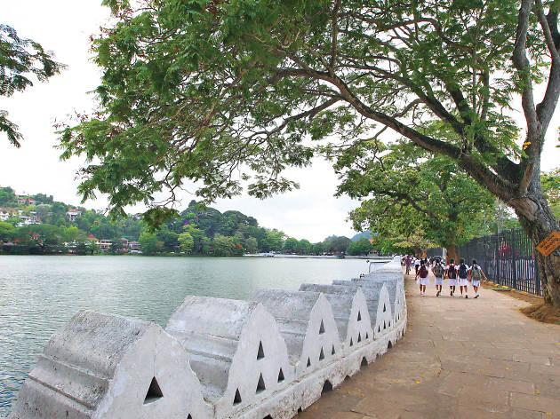 The Kandy Lake