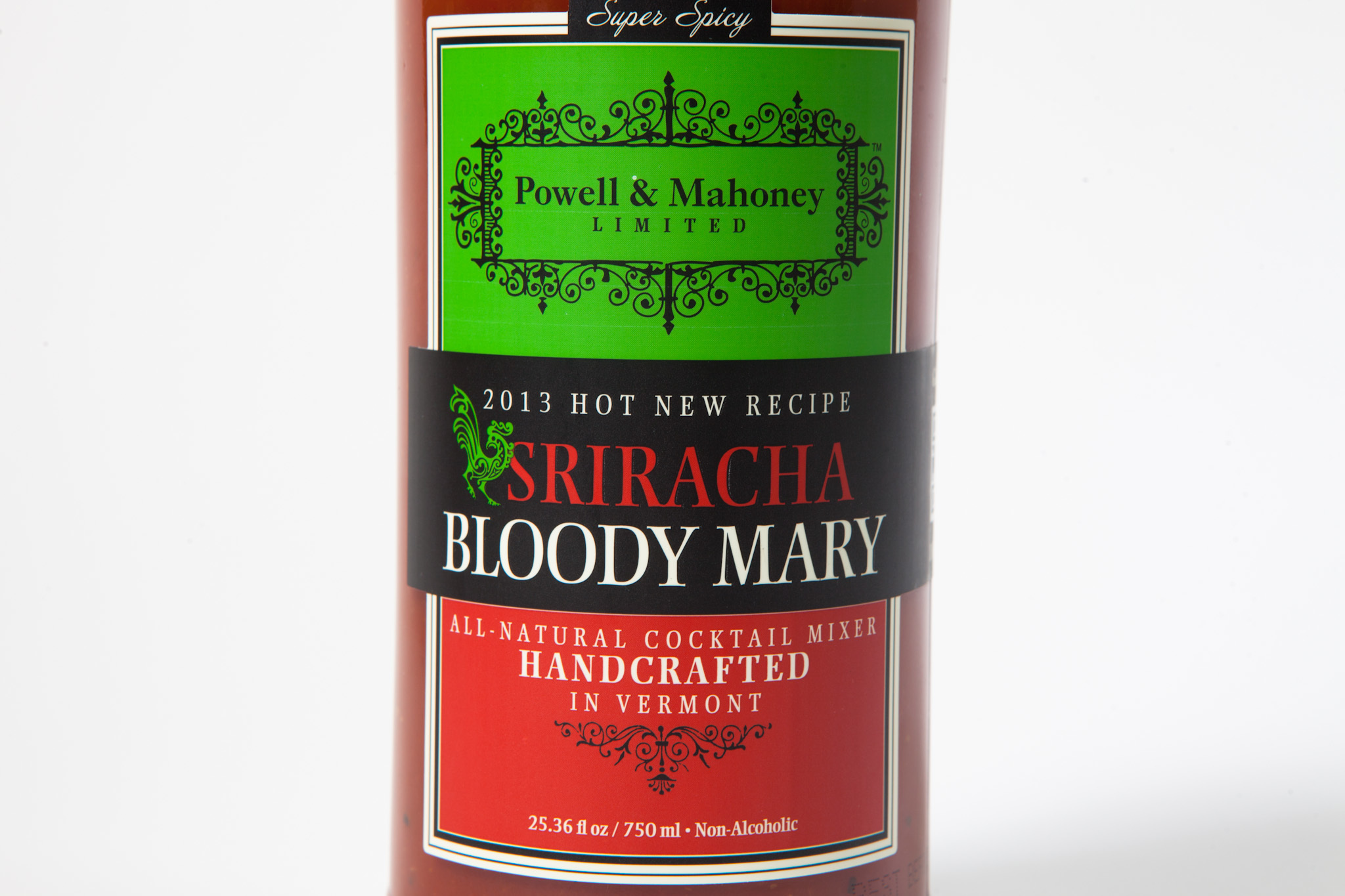 Powell & Mahoney Siracha bloody mary