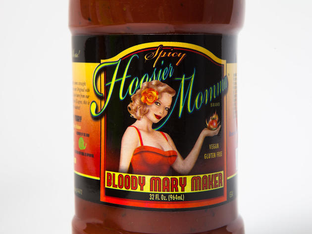 Hoosier Momma Spicy