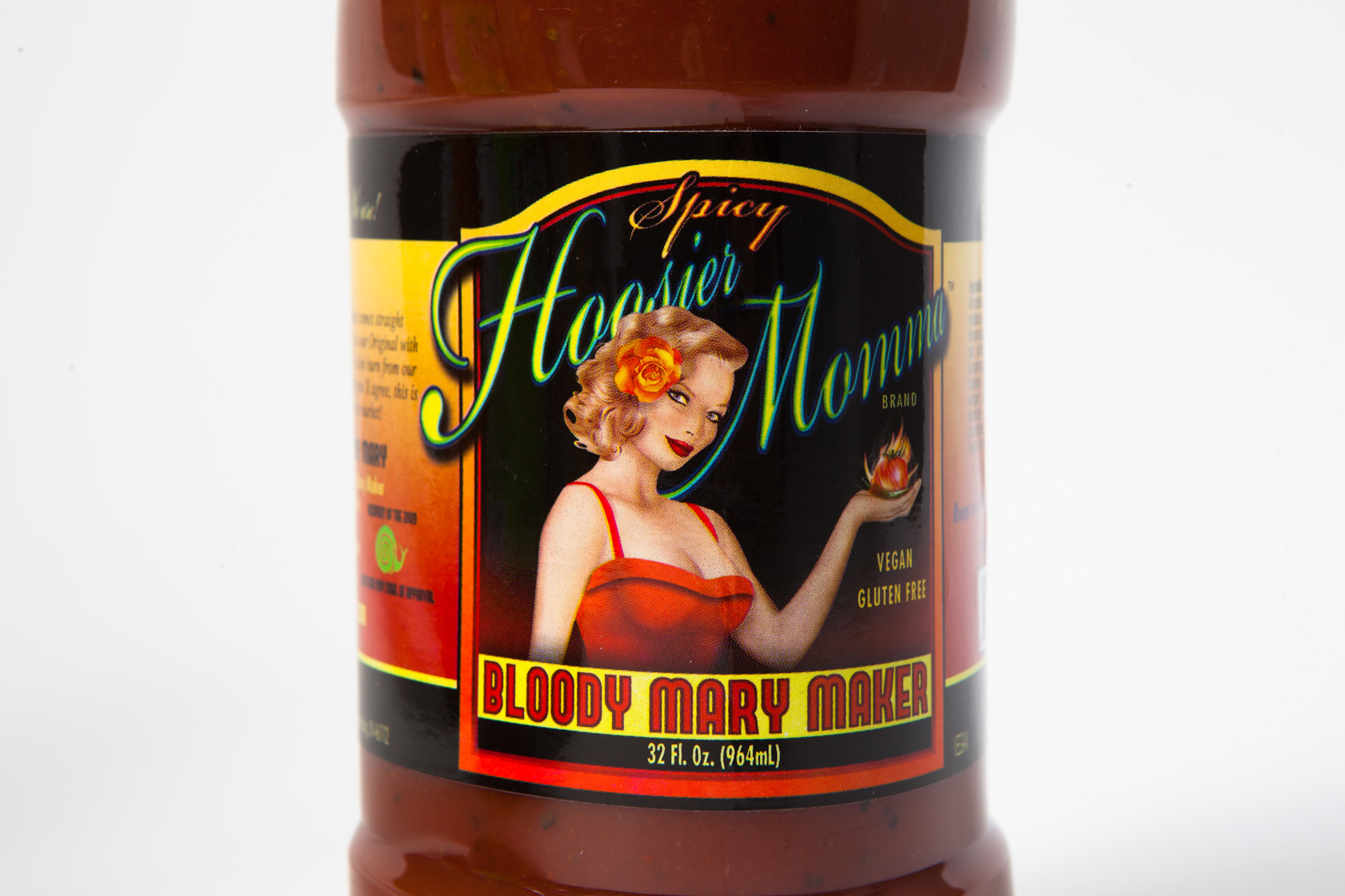 Hoosier mama spicy bloody mary maker