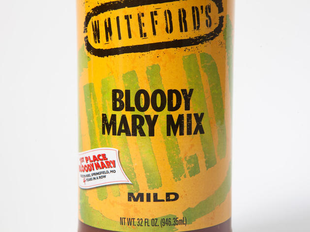 Whiteford's mild bloody mary mix