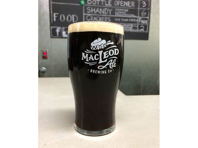 MacLeod Ale Brewing Co: Old Toasty