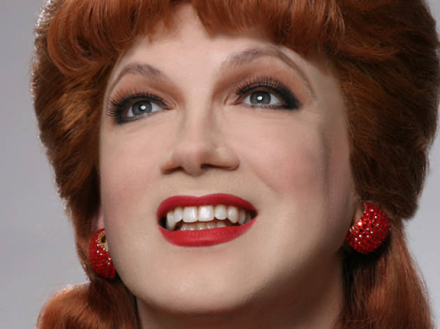 Charles Busch: Ridin' High