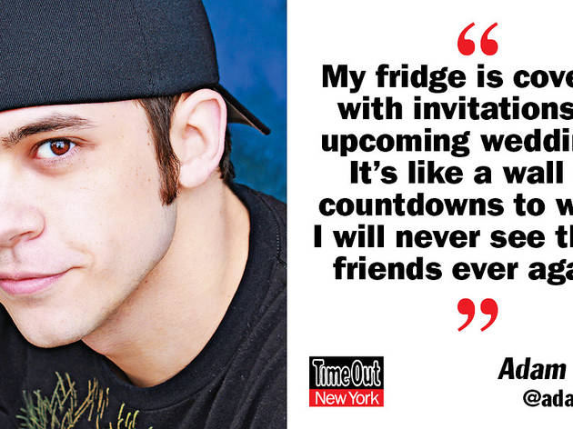 Joke of the week, Adam Lucidi