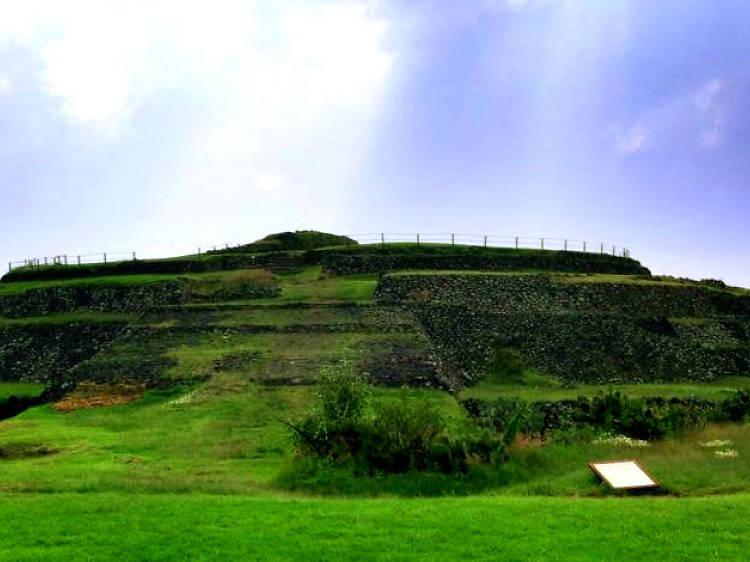 Museo de Sitio de Cuicuilco