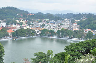 Kandy is a district in Sri Lanka