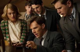 The Imitation Game (de Morten Tyldum, avec Benedict Cumberbatch, Keira Knightley et Matthew Goode)