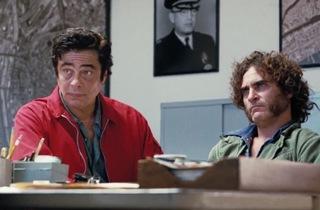 Inherent Vice (de Paul Thomas Anderson, avec Joaquin Phoenix, Reese Witherspoon, Owen Wilson et Benicio del Toro)