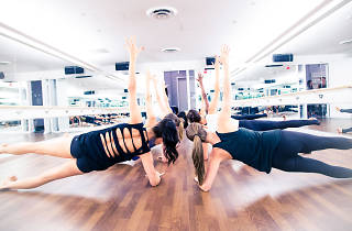 Flybarre at Barre