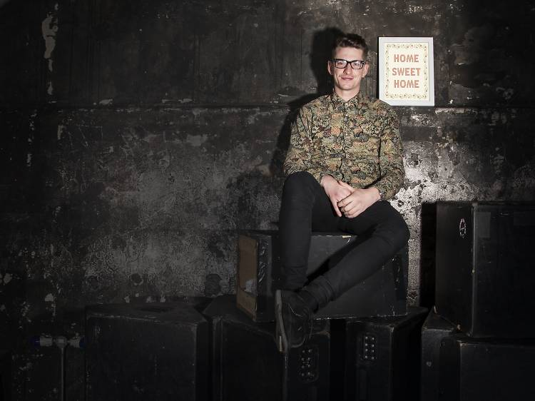 Skream at XOYO: 'I might as well play fucking Britpop!'