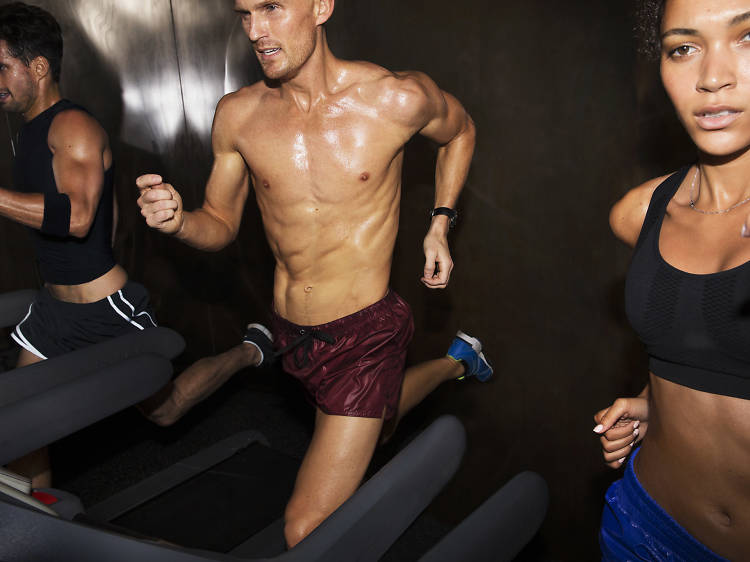 Treadmill-only workouts