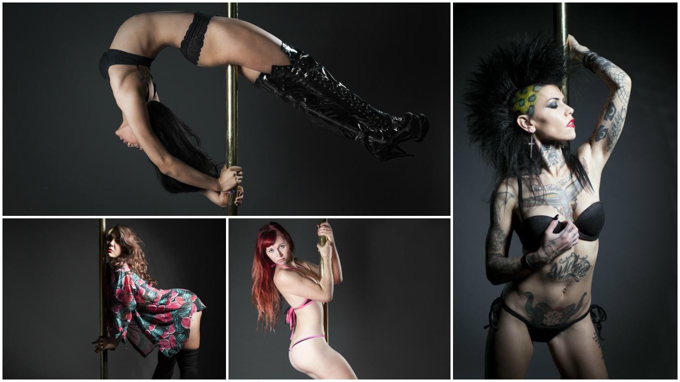 The best exotic dancers in LA