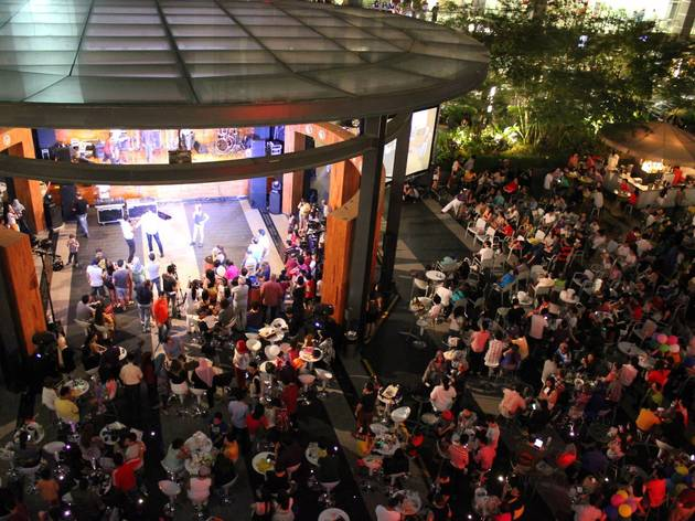 New Year's Eve at Publika