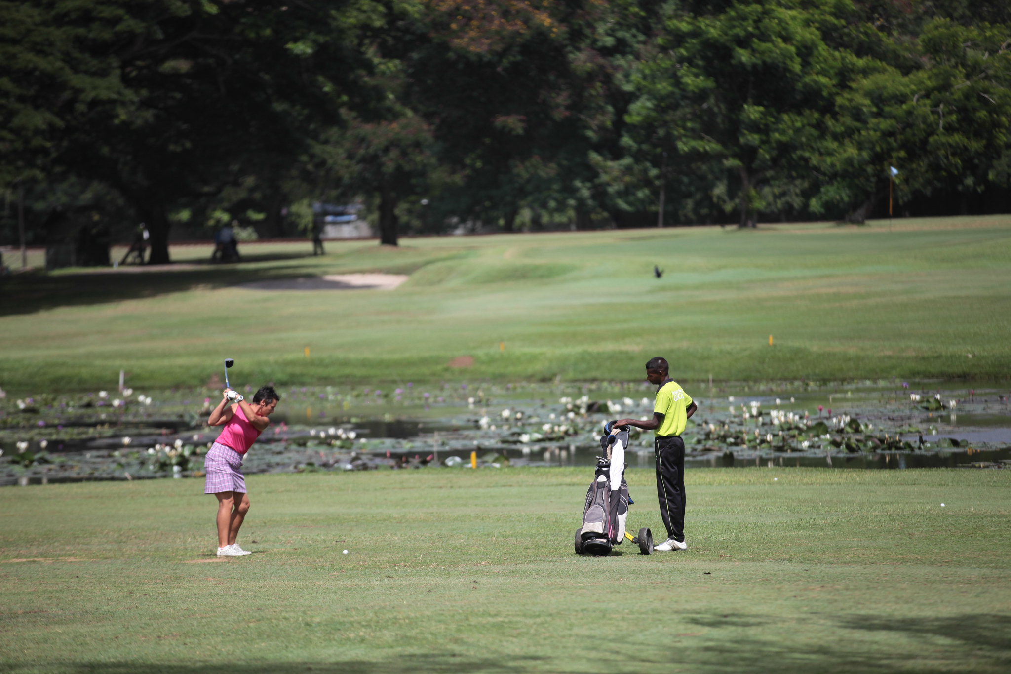 Royal Colombo Golf Club is a golf course in Colombo