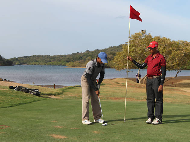 Eagles' Golf Links is a golf course in Trincomalee