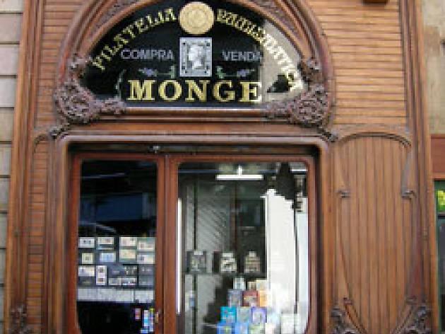 Filatèlia Monge