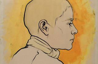 Mestres antics. Dibuix a Sant Lluc del XIX al XX