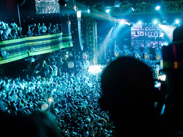 Check out the best live music venues in NYC