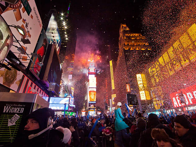 Times Square New Years Eve Guide To Ring In 2019