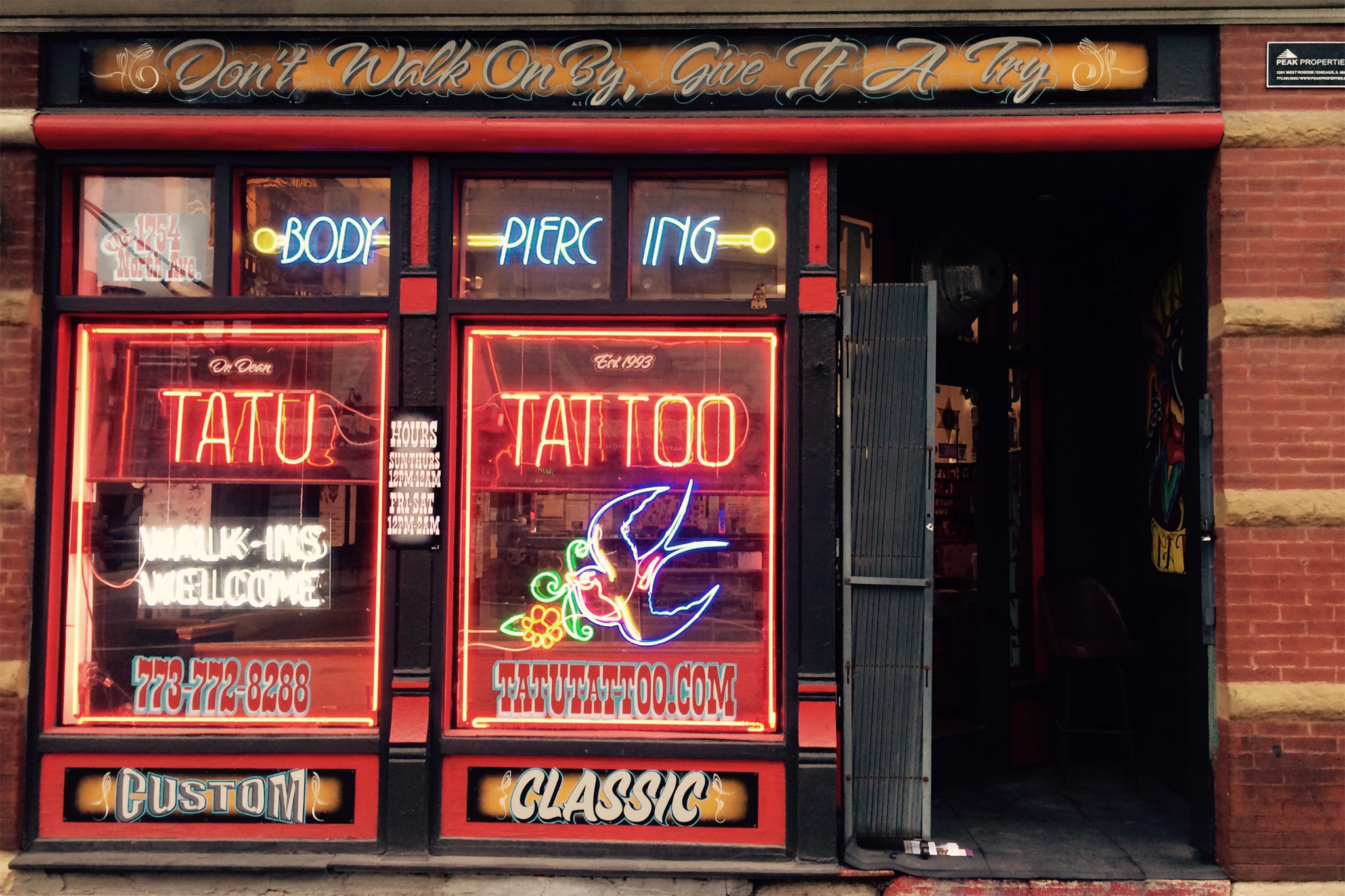 tattoo shops for flash art photorealism and more types of ink. Black Bedroom Furniture Sets. Home Design Ideas