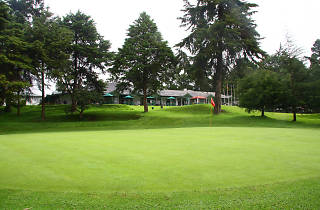 Nuwara Eliya Golf Club