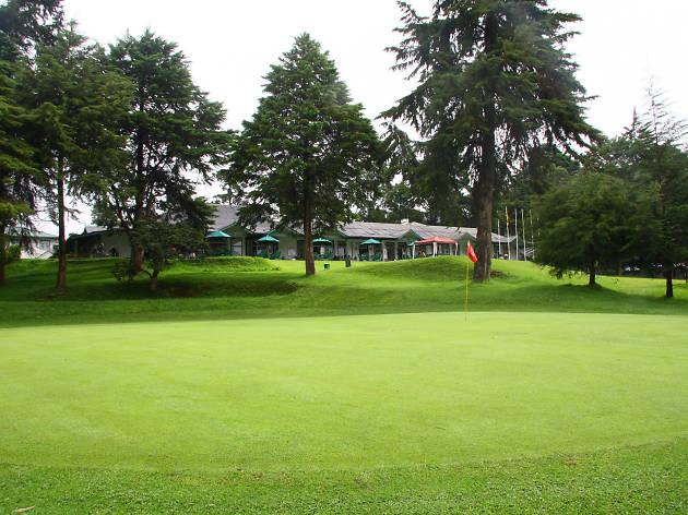 Nuwara Eliya Golf Club