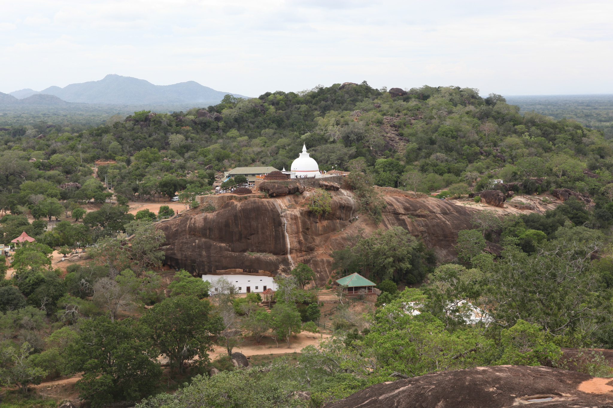 Sithulpawwa is a religious site in Sri Lanka