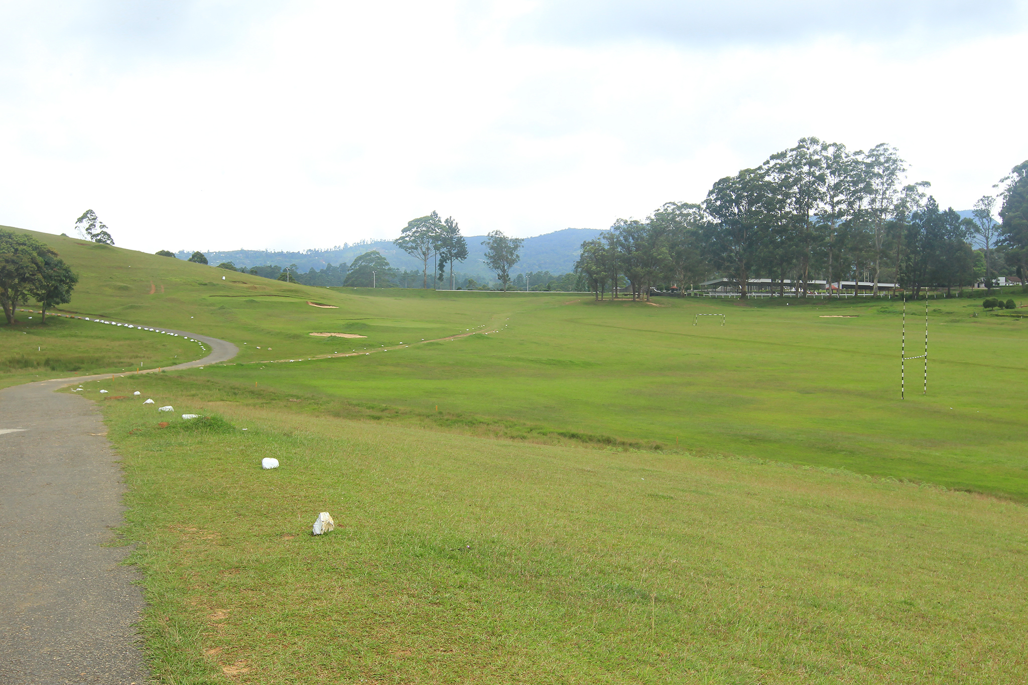 Diyatalawa Golf Course is a golf course in Sri Lanka