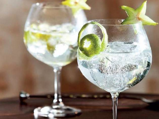 The 10 best gin bars in Barcelona