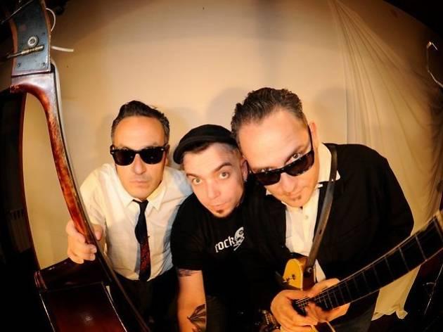 Stash!: Brioles live! + Albert Rudemod + Reyes Torío