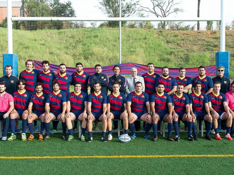 F.C Barcelona Rugby