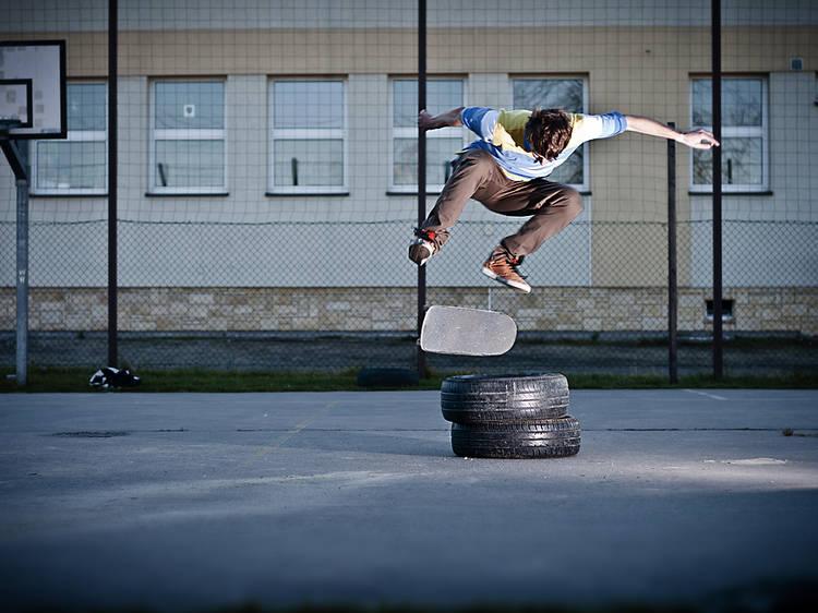 'Skaters'