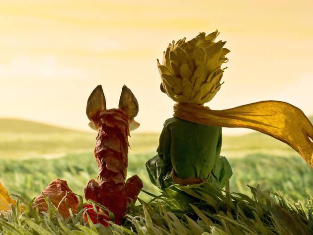 Le Petit Prince (de Mark Osborne, avec les voix de Rachel McAdams, James Franco et Benitio del Toro)
