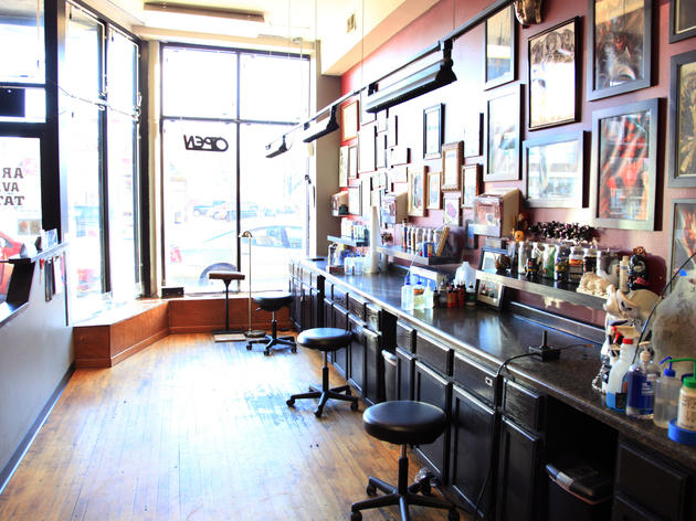 Archer Avenue Tattoo & Body Piercing | Shopping in Brighton Park ...