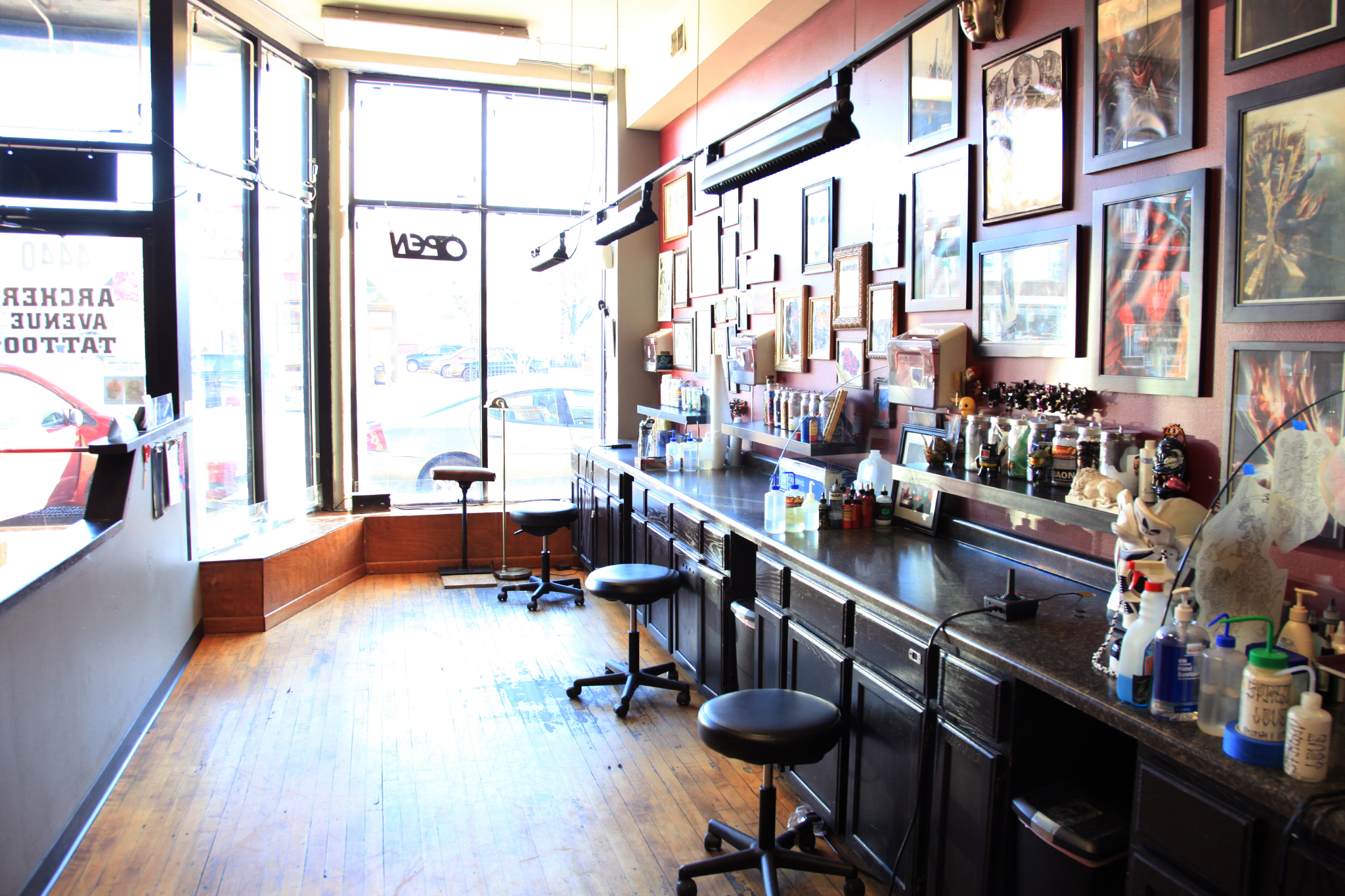 100 the ten best tattoo shops the 25 best tattoo for Tattoo shops in london