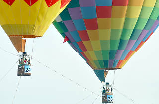 Penang Hot Air Balloon Fiesta