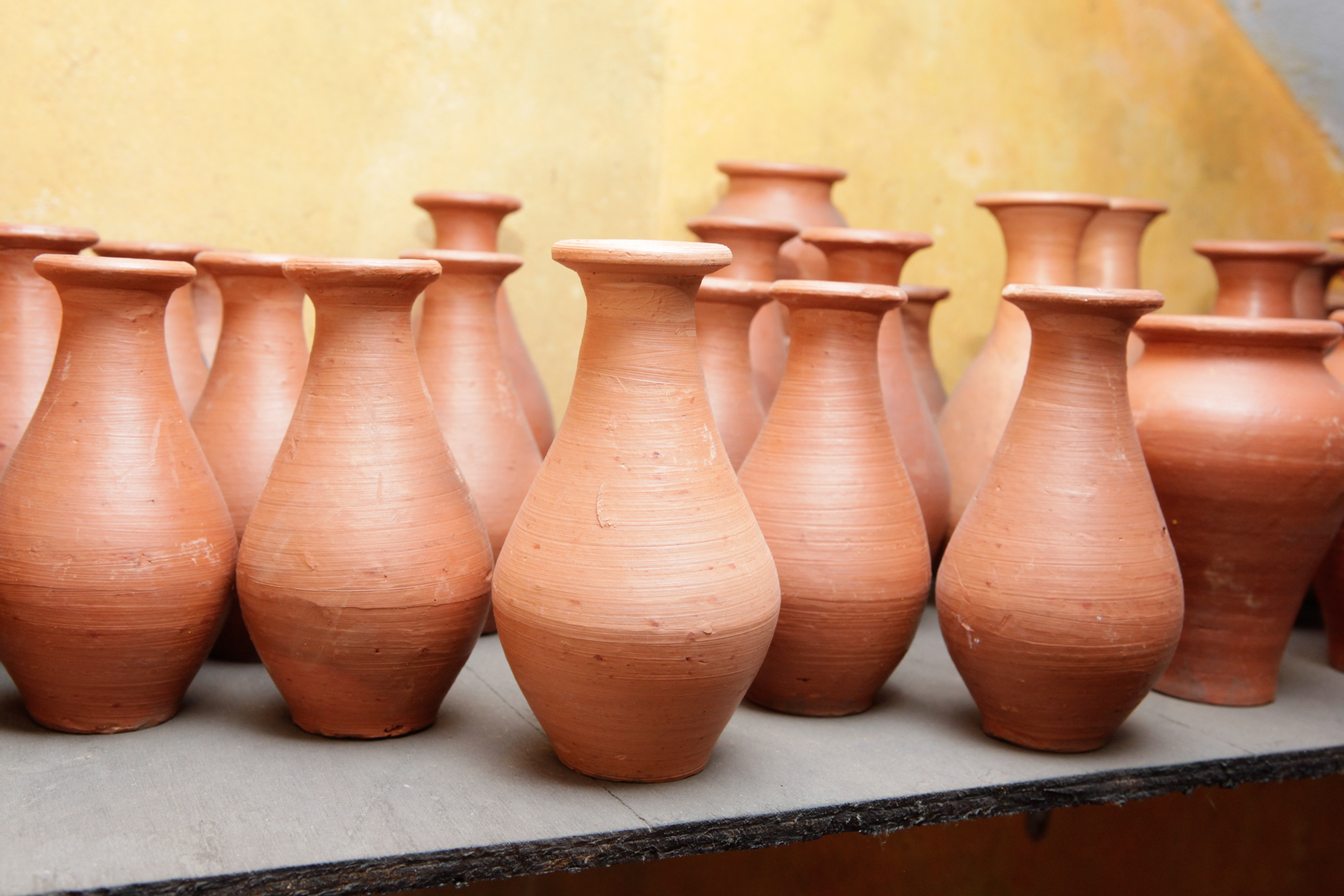 Pottery is a form of craft in Sri Lanka
