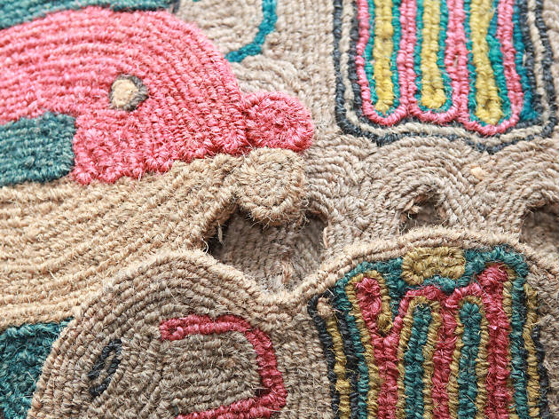 Making coir products is a form of craft in Sri Lanka