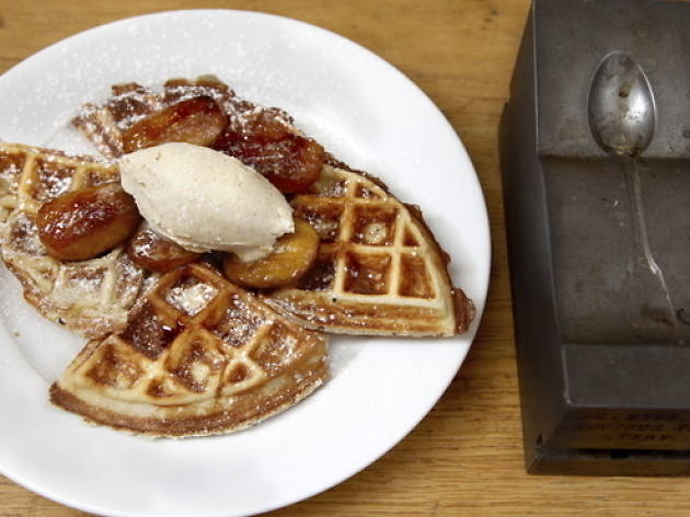 Best breakfasts and brunches in west London