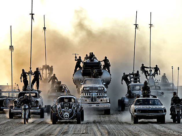 "Why ""Mad Max: Fury Road"" totally deserves its 10 Oscar nominations"