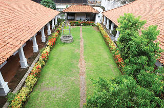 Dutch Period Museum is a museum in Colombo
