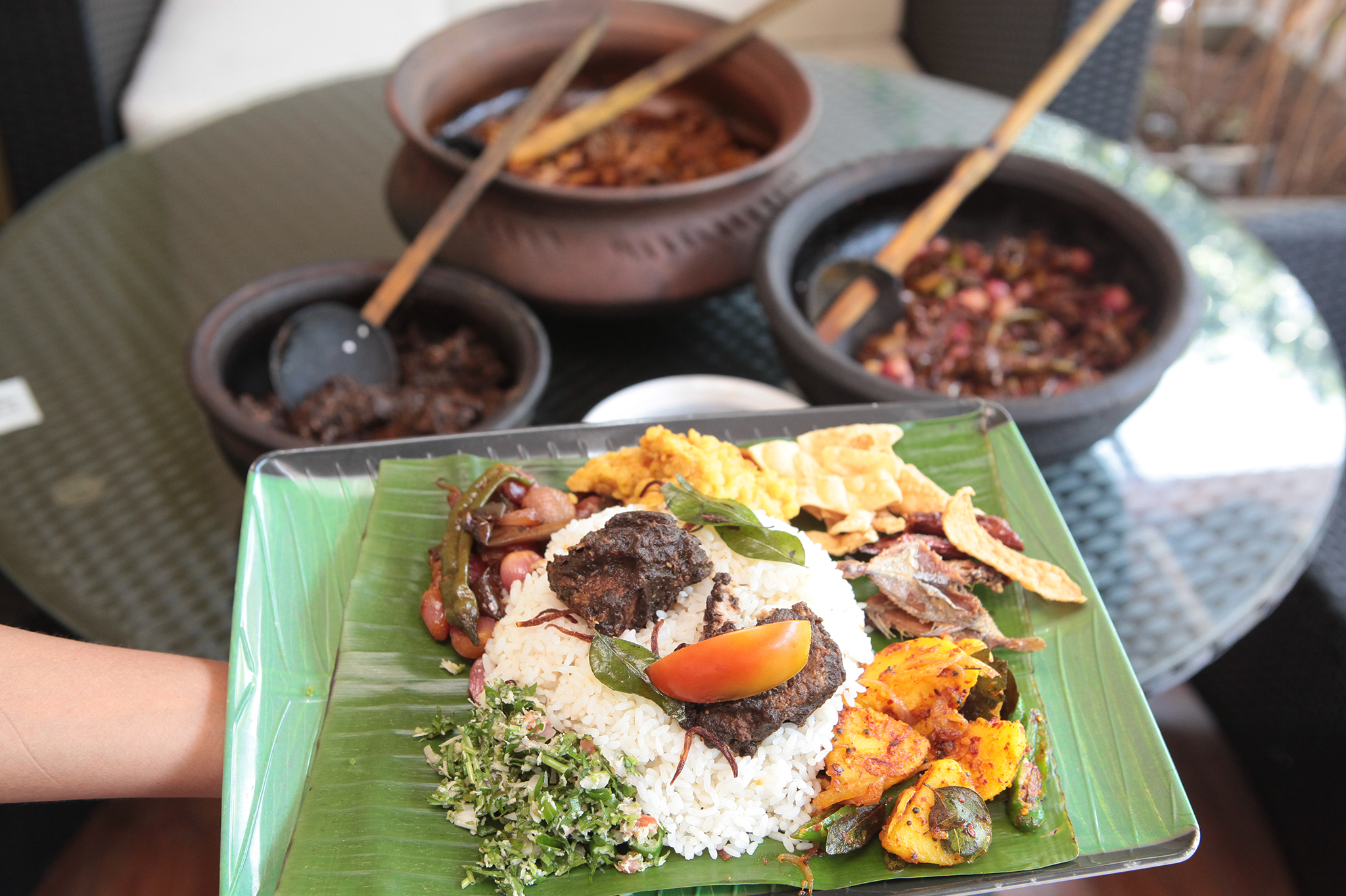 Time out sri lanka the best things to do in sri lanka for Authentic sri lankan cuisine