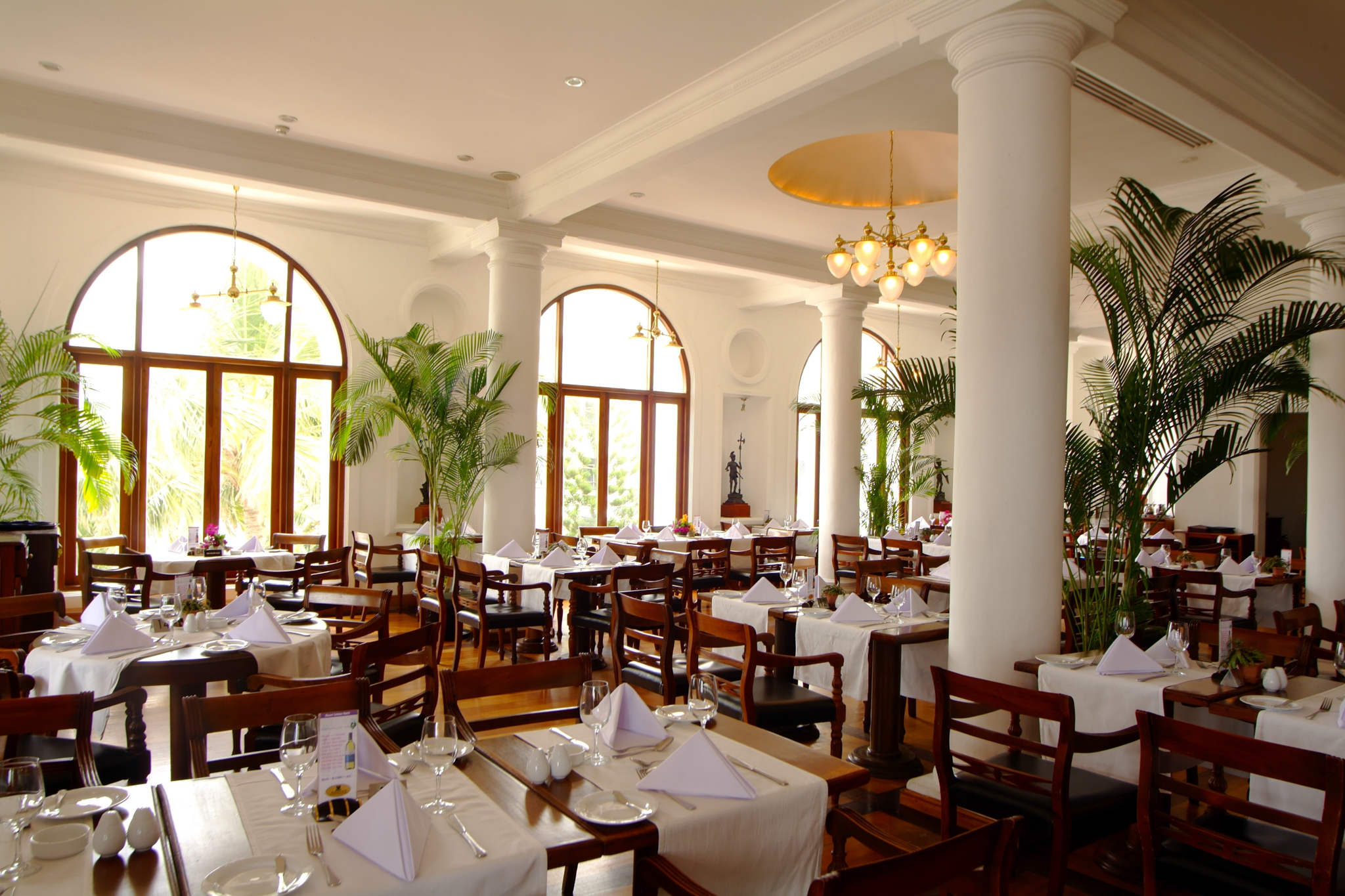 Governor's Restaurant is a restaurant in Mount Lavinia Hotel