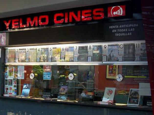Yelmo Cines Icaria