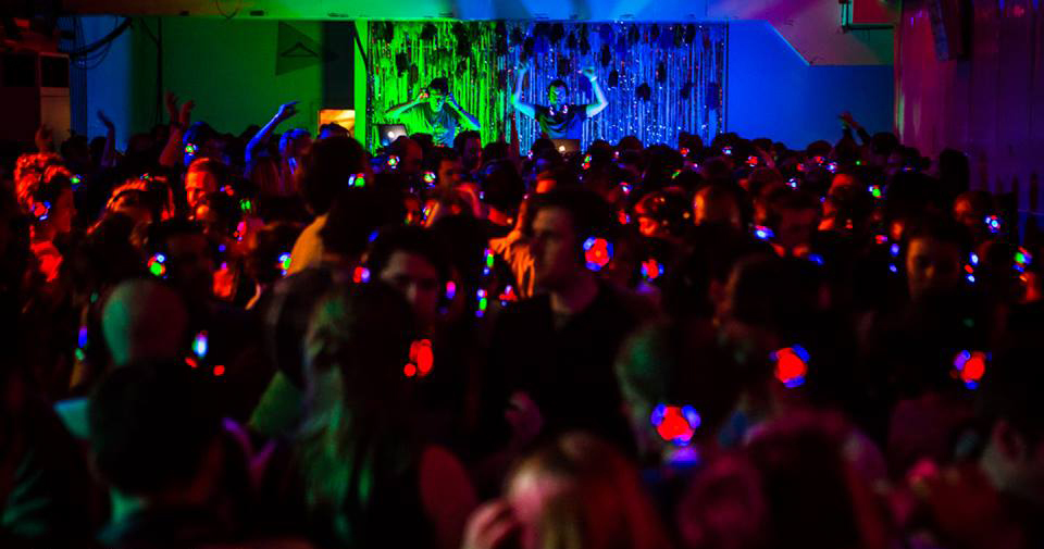 'FILTH' - a silent disco at The Vaults