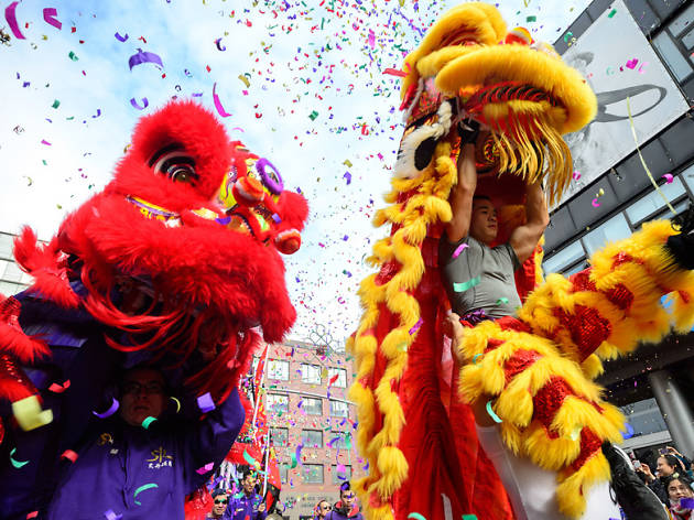 The best things to eat near the Chinese New Year Parade