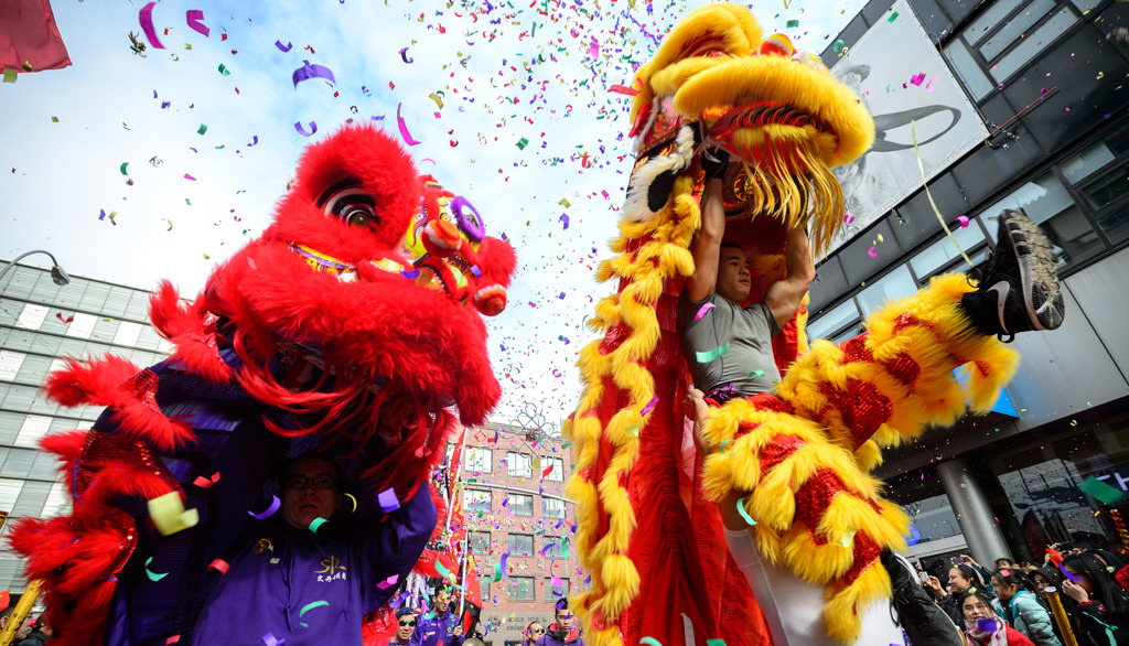 Chinese New Year in NYC