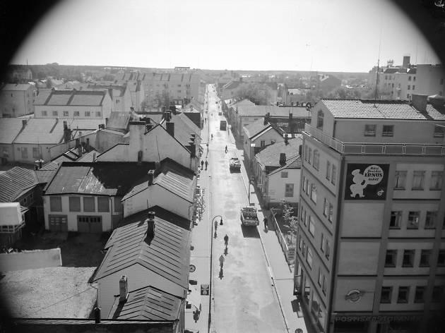 Reminiscències: una petita pel·lícula sobre Oulu durant es cinquanta