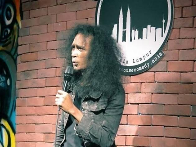 Ba-ha-ha-sa Malaysia: Malam Komedi Standap