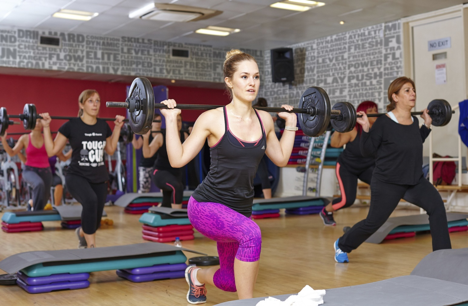 The best gyms in london fitness centres and classes in for Club piscine sport fitness